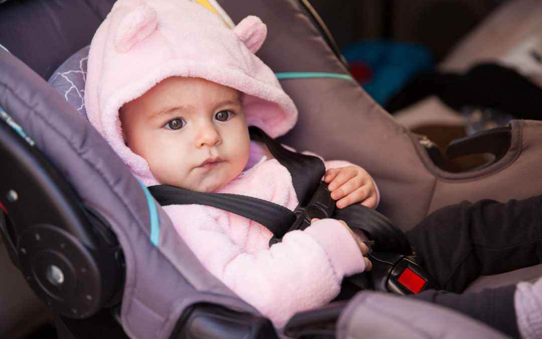 Safe Child Car Seat Practices